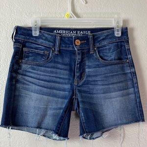 3/$25 American Eagle Super Stretch Denim shorts